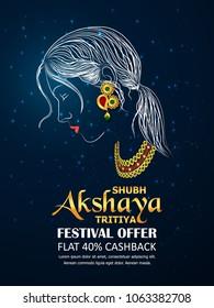 Akshaya tritiya ( Flyer )