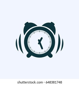 Alarm clock icon