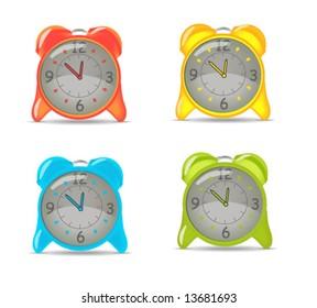 Alarm Icons