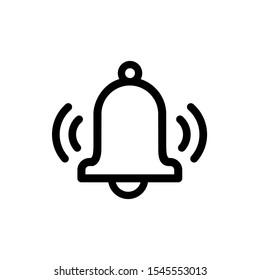 Alarm icon,vector illustration. Flat design style. vector alarm icon illustration isolated on White background, alarm icon Eps10. alarm icons graphic design vector symbols.