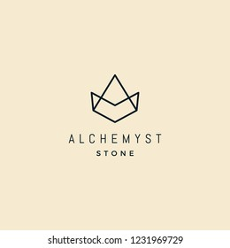 Alchemist stone design inspiration