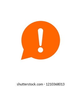 Alert Icon. Exclamation mark. attention icon. Danger symbol.