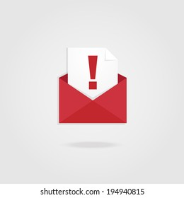 Alert Mail icon.