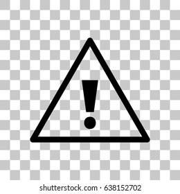 Alert vector icon