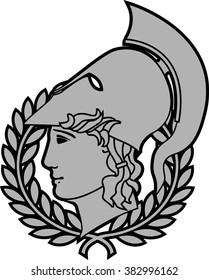 alexander the great. second variant. vector illustration