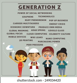 all about generation z