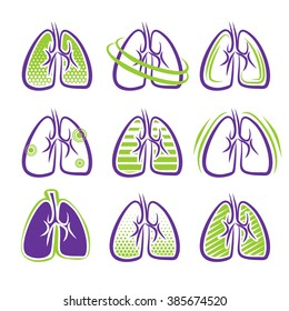 All About Lungs: pneumonia, asthma and bronchitis. Diseases and treatment