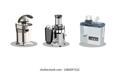 All Kind of Juicer Machine