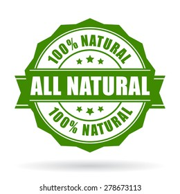 All natural vector icon