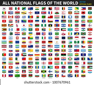 Global flags images stock photos vectors shutterstock all official national flags of the world formal design vector freerunsca Image collections