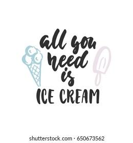 1000+ Ice Cream Quotes Stock Images, Photos & Vectors ...