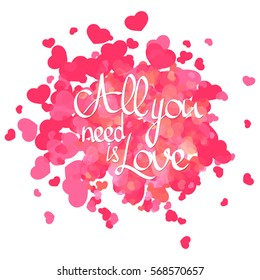 Love Quote Background Images Stock Photos Vectors Shutterstock