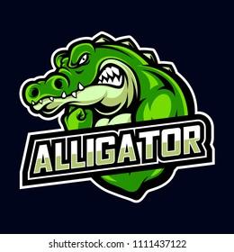 Alligator sport logo