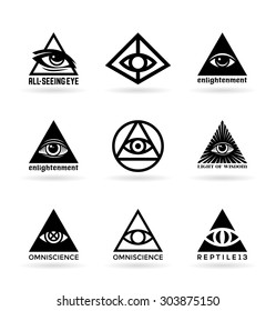 All-seeing eye (5)