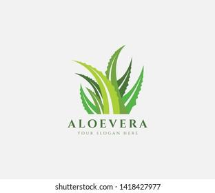 Aloe Vera Logo Health Natural