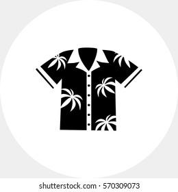 Aloha Shirt Icon
