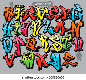 700 Koleksi Gambar Grafiti Keren Abis HD Terbaik