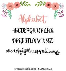 Alphabet Design Images, Stock Photos & Vectors | Shutterstock