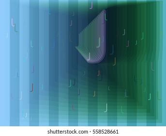 Alphabet J idea elements