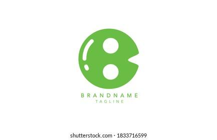 Alphabet letter Initials Monogram logo B,B INITIAL, B letter
