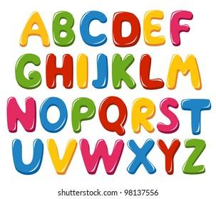 Alphabet Images alphabet letters images, stock photos & vectors | shutterstock