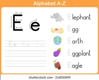 Alphabet Worksheet Gorseller Stok Fotograflar Ve Vektorler