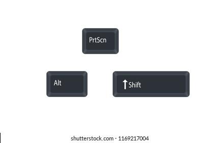 Shift Key Images Stock Photos Vectors Shutterstock