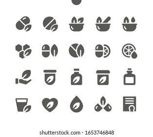 Alternative medicine v1 UI Pixel Perfect Well-crafted Vector Solid Icons 48x48 Ready for 24x24 Grid for Web Graphics and Apps. Simple Minimal Pictogram