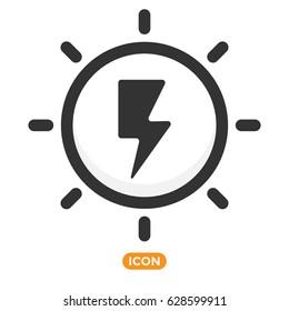 Alternative Power Icon