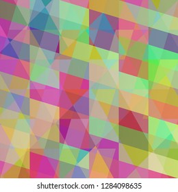 Amazing abstract background multicolor seamless.