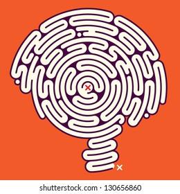 Amazing Brain Maze