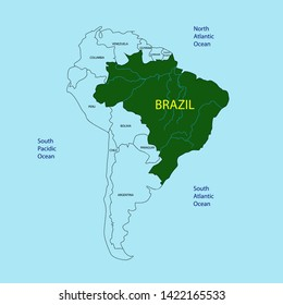 Amazon River Map Images, Stock Photos & Vectors | Shutterstock on map of rio de janeiro, iguazu falls, temperate rainforest, amazon basin, amazon river, map of europe, map of angel falls, map of chile, map of brazil, map of vatnajokull glacier, map of ecuador, map of galapagos islands, map of brazilian highlands, map of amazon river, map of gran chaco, tropical rainforest climate, map of costa rica, peruvian amazon, brazilian highlands, map of iguazu river, map of trobriand islands, map of red sea, daintree rainforest, map of andes, tropical rainforest, map of venezuela, map of amazon basin, tropical and subtropical moist broadleaf forests, map of pacific ocean, map of amazon deforestation,