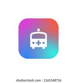 Ambulance - App Icon