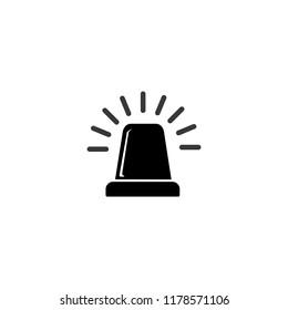 ambulance siren logo