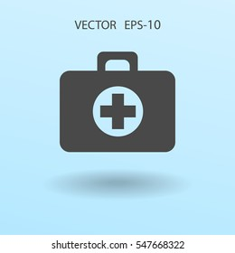 ambulanse icon vector illustration