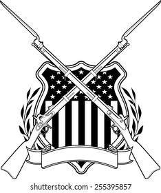american civil war badge