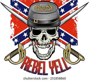 american civil war confederate symbol