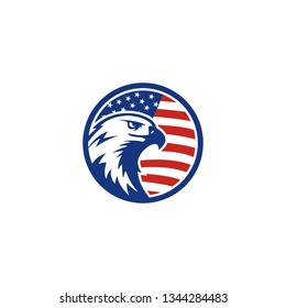 American Eagle Logo modern graphic