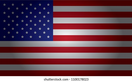 American flag wallpaper background
