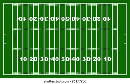 Drawing Football Field Images Stock Photos Vectors Shutterstock