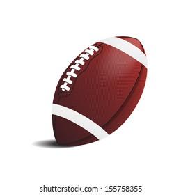 american football symbol ,Illustration eps 10
