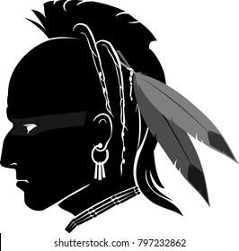 American Indian Mohawk