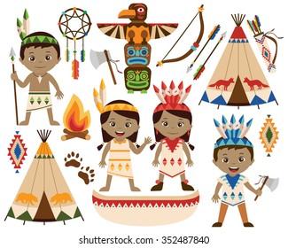 American Indian / Tribal Kids