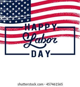 American Labor day.