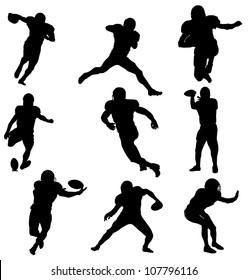 American players Football