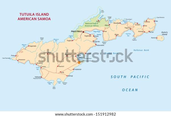 American Samoa Map Stock Vector (Royalty Free) 151912982 on map of republic of kiribati, map of united states, map of saipan, map of spanish sahara, map of guam, map of marshall islands, map of french polynesia, map of sao tome principe, map of smithsburg, map of indian tribal lands, map of french southern territories, map of pago pago, map of pacific islands, map of rota island, map of andorra, map of us mainland, map of heard island, map of dem rep of congo, map of arizona,