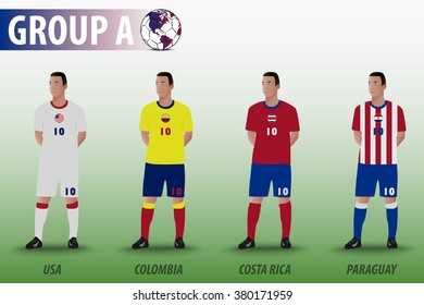 American Soccer Group A