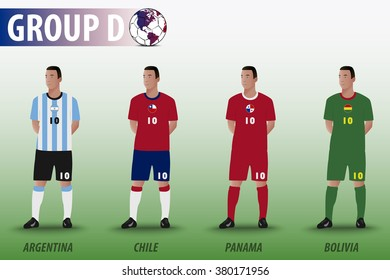 American Soccer Group D