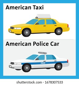 American Taxi Images Stock Photos Vectors Shutterstock