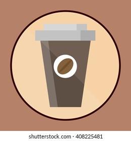 Americano, hot milk, coffee